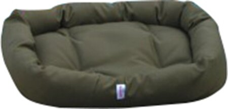 Outdoor Memory Foam Donut Dog Bed by Mammoth Dog Beds