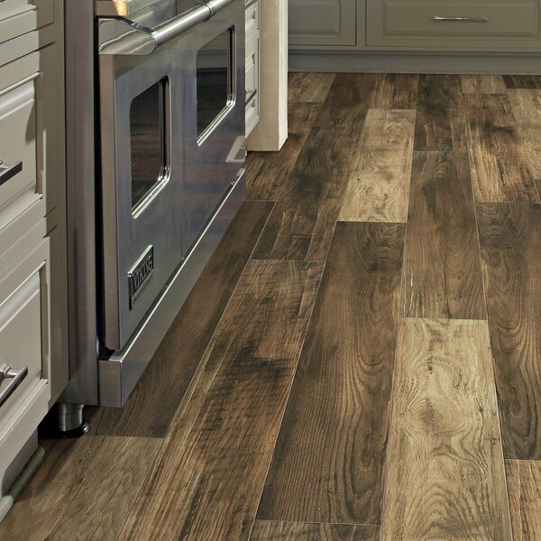 Milford Bay 5.43 x 47.72 Laminate Flooring in Plea