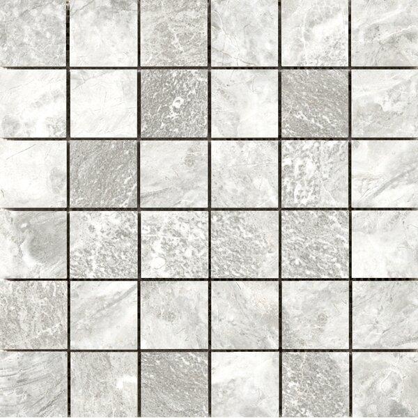 Vienna 2 x 2 Porcelain Mosaic Tile in Brahmms by Emser Tile