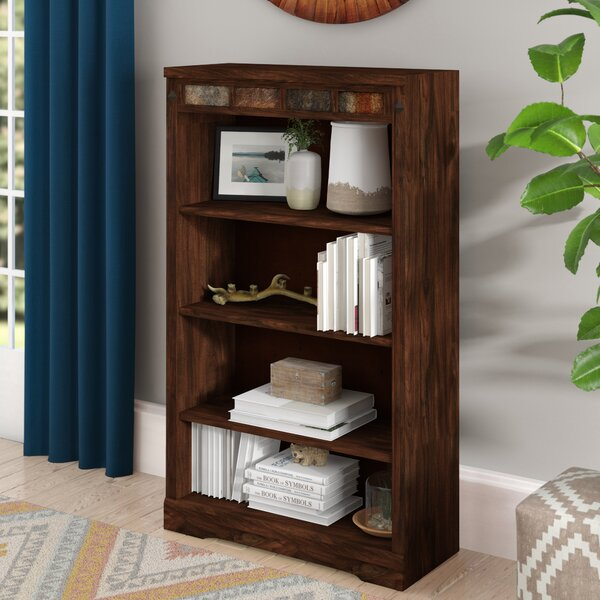 Crites Standard Bookcase By Loon Peak