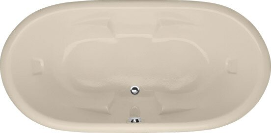 Designer Aimee 72 x 36 Soaking Bathtub by Hydro Systems