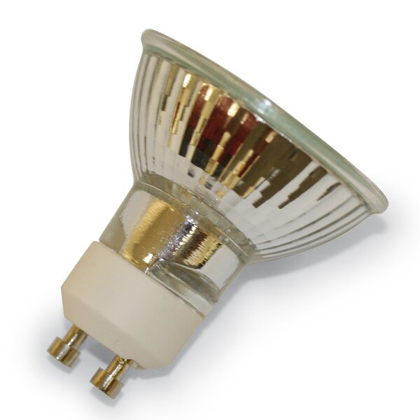25W Halogen Spotlight Light Bulb Yellow by Candle Warmers, Etc.