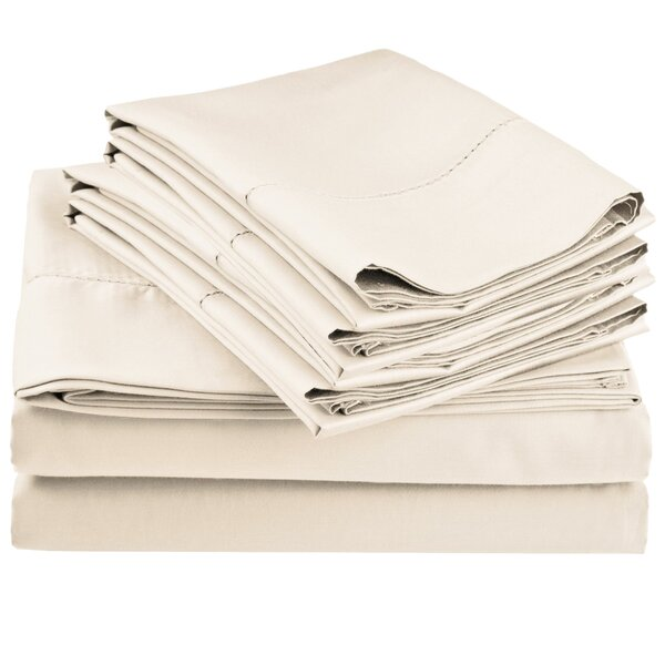 600 Thread Count Sheet Set by Simple Luxury