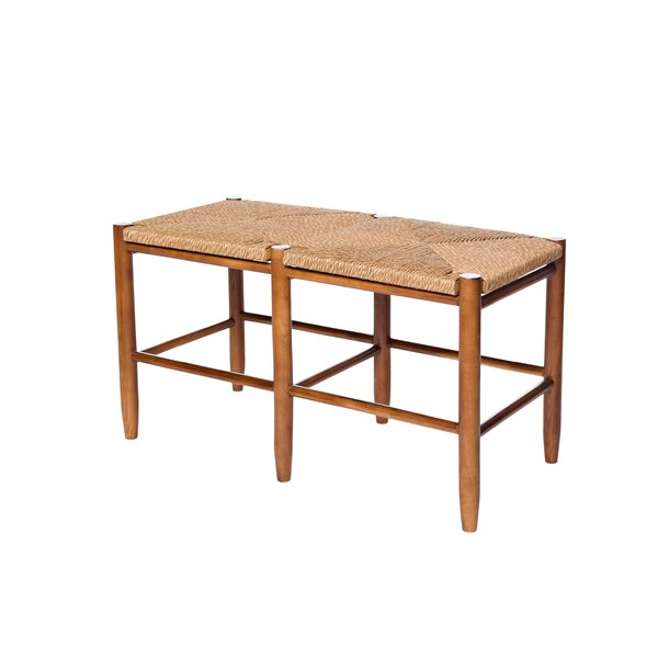 South Port Wood Bench by Dixie Seating Company