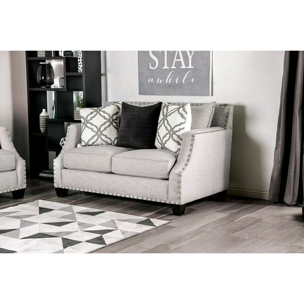 Borup Loveseat By Darby Home Co