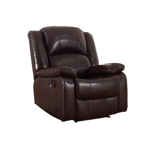 Parsonsfield Manual Glider Recliner by Andov..
