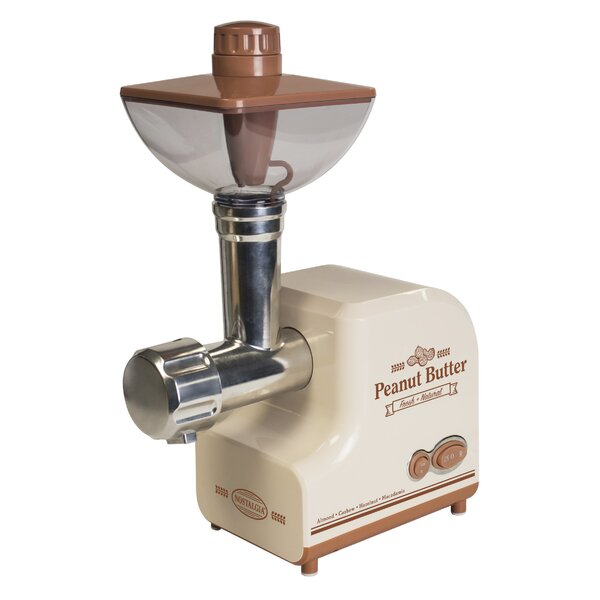 PBM500 Professional Peanut Butter Maker by Nostalgia
