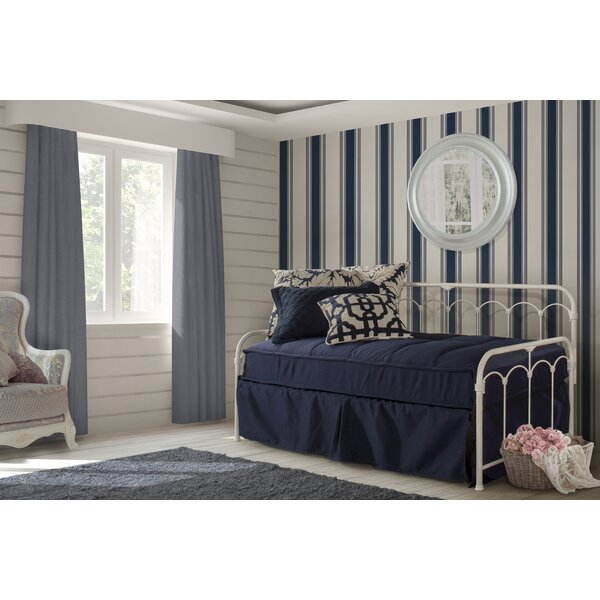 Siipola Twin Daybed Trundle Included By August Grove