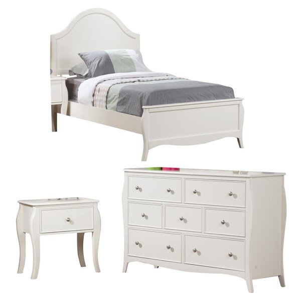Cumby Panel Configurable Bedroom Set by Greyleigh