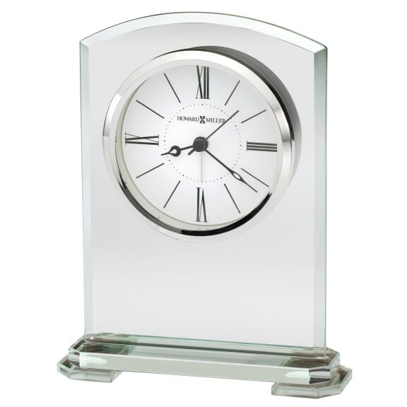 Corsica Tabletop Clock by Howard Miller®