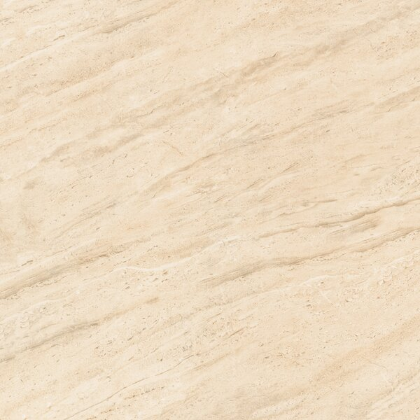 Glaced 24 x 24Porcelain Field Tile in Beige by Multile