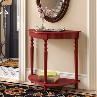 Great Price Elmhurst Console Table ByThree Posts