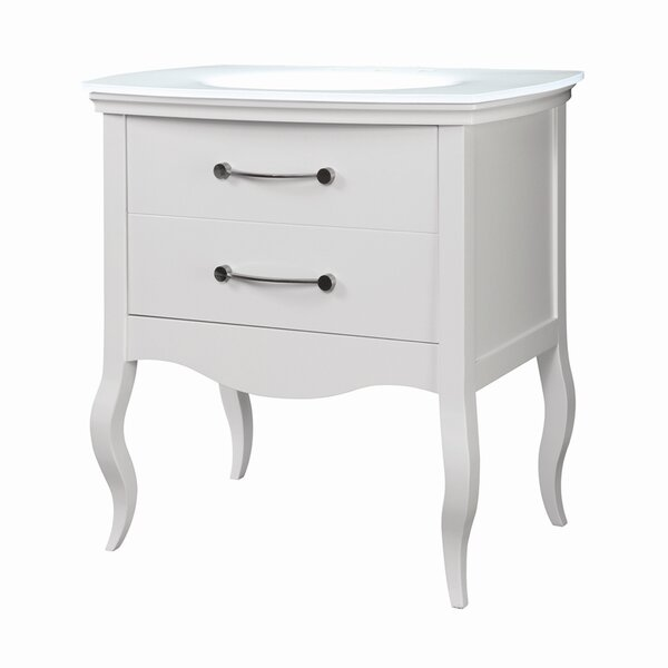 Gabrielle 37 Single Bathroom Vanity Set by DECOLAV
