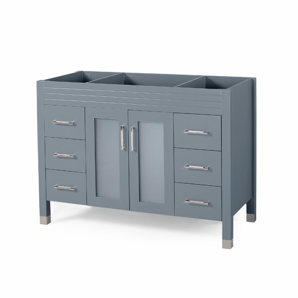 Will Isaiah 48 Single Bathroom Vanity Base Only