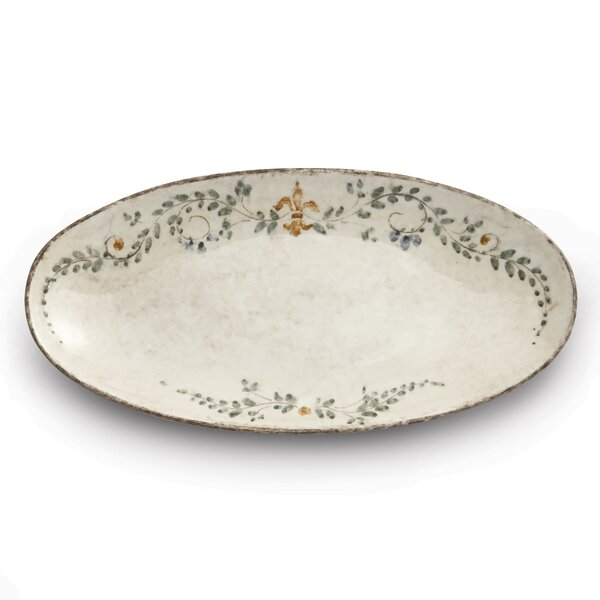Medici Oval Platter by Arte Italica