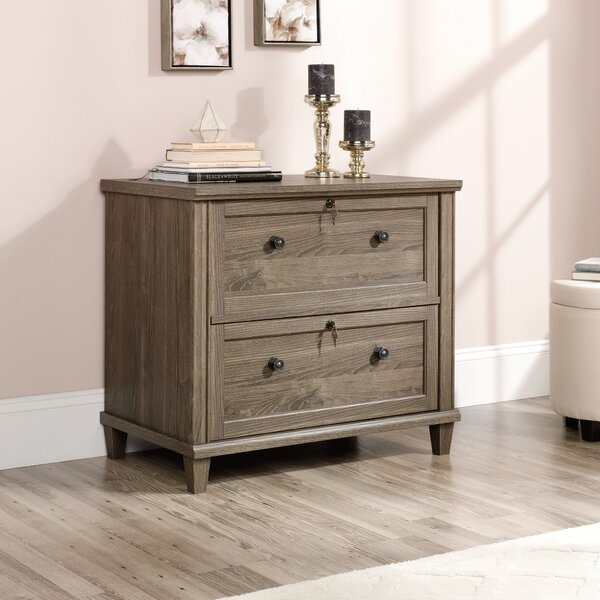Hammond 2-Drawer Lateral Filing Cabinet
