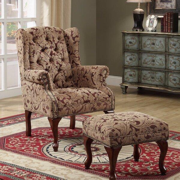 Edlin Armchair by Astoria Grand