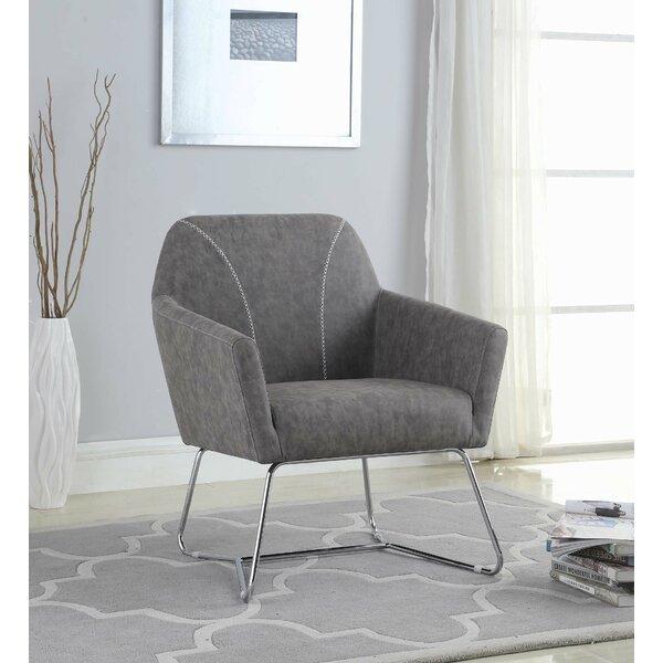 Weeden Armchair by Orren Ellis