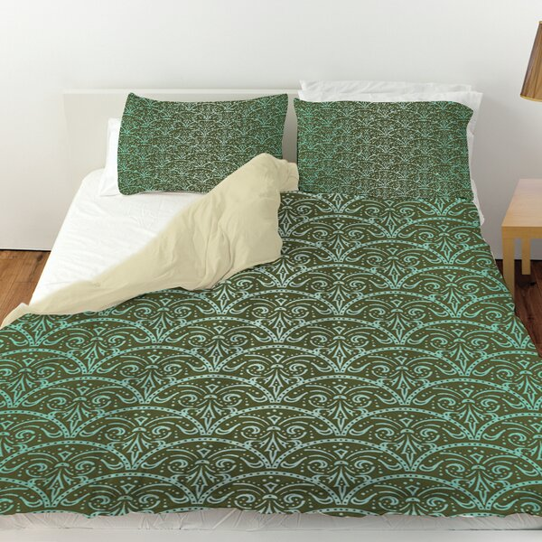 Dream Big Arches Duvet Cover by Manual Woodworkers & Weavers