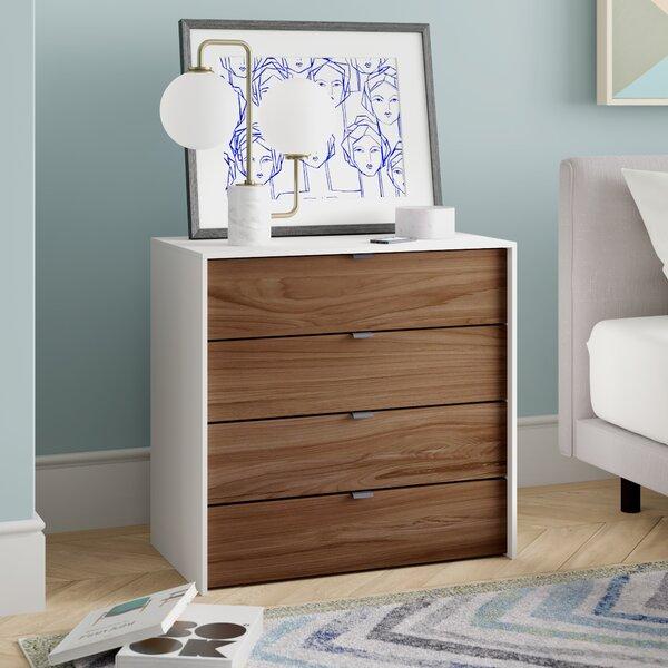 Pickering 4 Drawer Dresser by Trule Teen