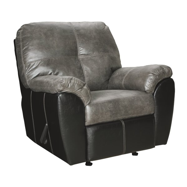 Bridgeforth Manual Recliner By Winston Porter