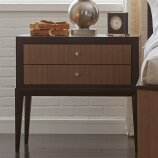 Coletta 2 Drawer Nightstand by World Menagerie