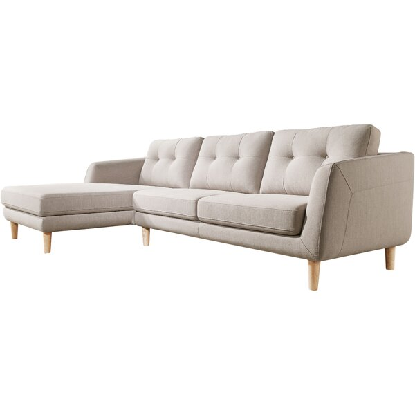 Anders Sectional by Modern Rustic Interiors