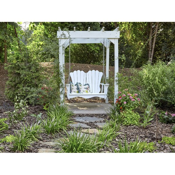 Worden Porch Swing by Red Barrel Studio Red Barrel Studio