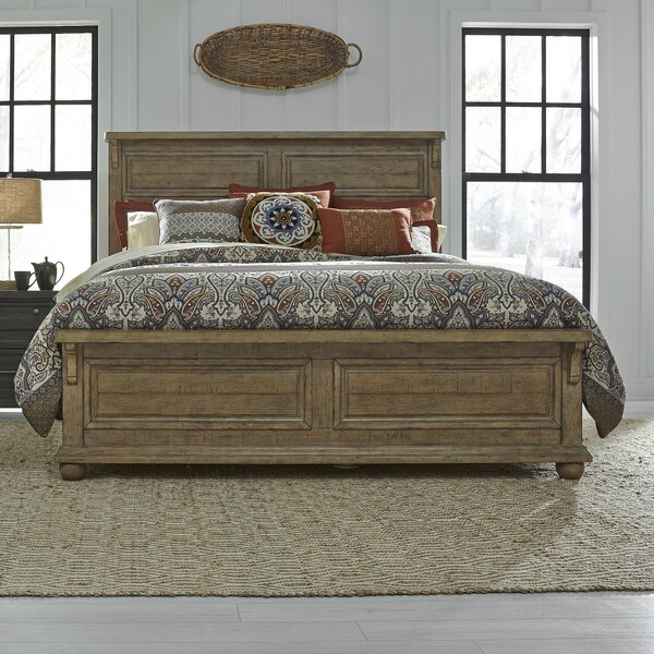 Hoban Platform Bed by Gracie Oaks