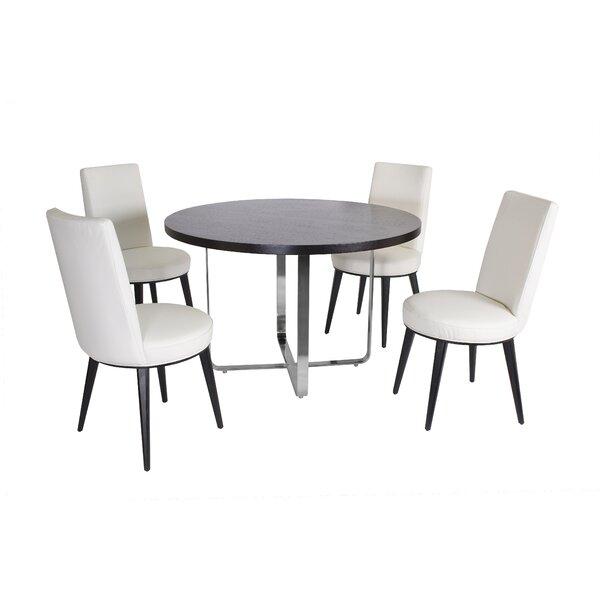 Artesia 5 Piece Dining Set by Allan Copley Designs