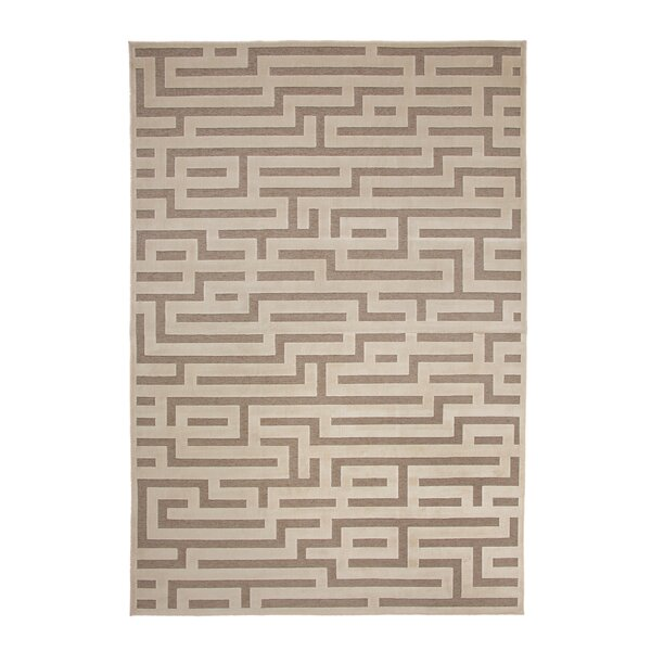 Teague Ivory Area Rug by Brayden Studio