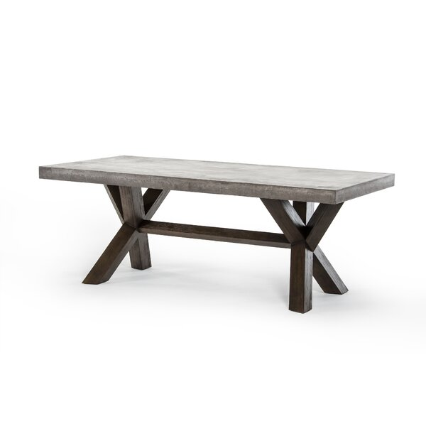 Camron Contemporary Dining Table by Orren Ellis