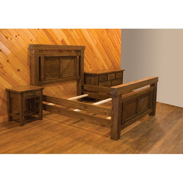 Bechtold Peg Standard Solid Wood 3 Piece Bedroom Set by Millwood Pines