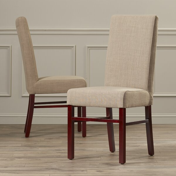 Remick Parsons Upholstered Dining Chair (Set of 2) by Red Barrel Studio