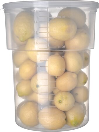 Food Storage Container (Set of 6) by Carlisle Food Service Products