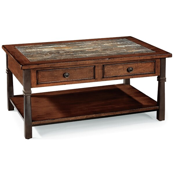 Thales Coffee Table With Storage By World Menagerie