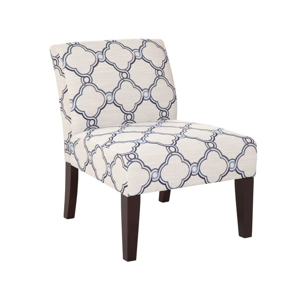 Gruver Slipper Chair by Winston Porter