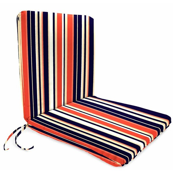 Classic Chaise Lounge Cushion by Plow & Hearth