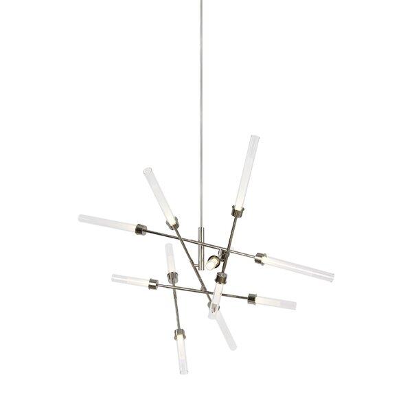 Linger 12-Light LED Novelty Chandelier by Tech Lighting