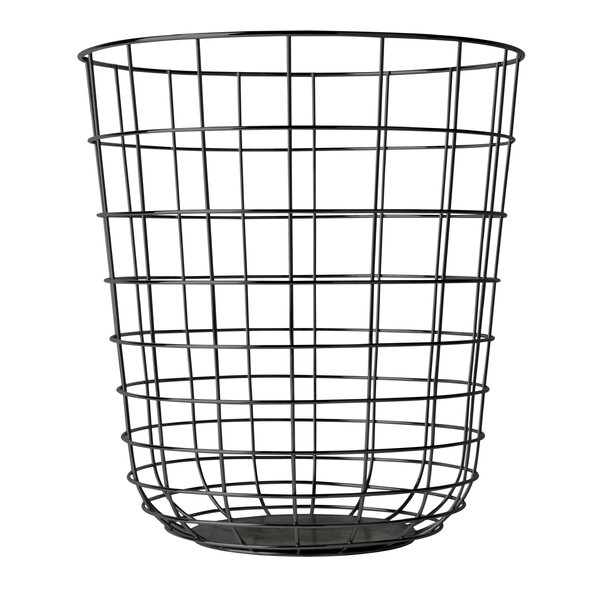 Modern & Contemporary Wire Basket Table | AllModern