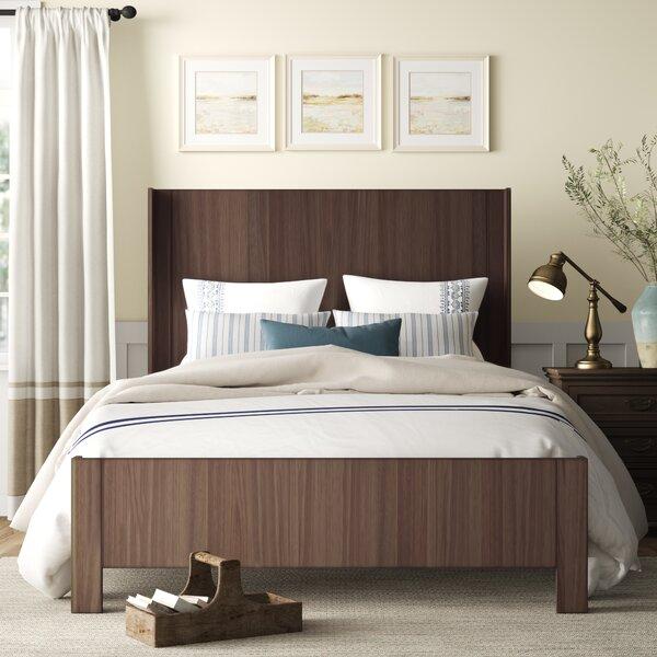 Janine Queen Standard Bed by Wrought Studio