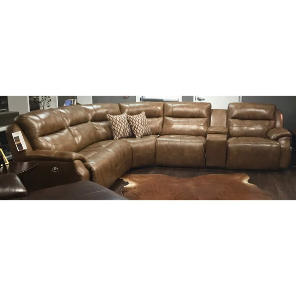 Five Star Reclining Sectional by Southern Motion