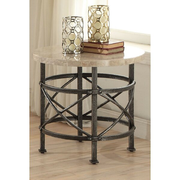 Mull End Table by Gracie Oaks