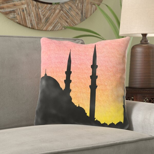 Rhian Hagia Sophia Throw Pillow