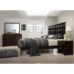 Willenhall Platform 4 Piece Bedroom Set By Ebern Designs
