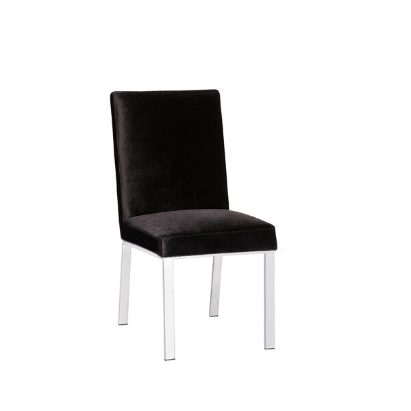 Abeale Upholstered Dining Chair by Orren Ellis
