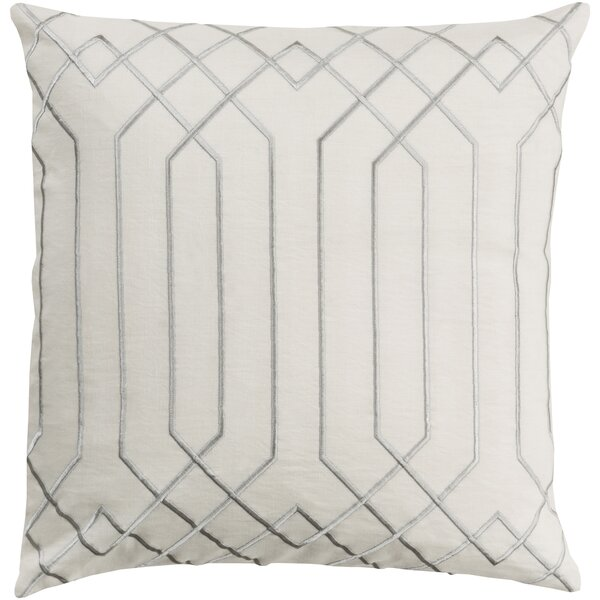 Selvage Linen Pillow Cover by Willa Arlo Interiors