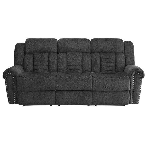 Uplander Reclining Sofa by Red Barrel Studio