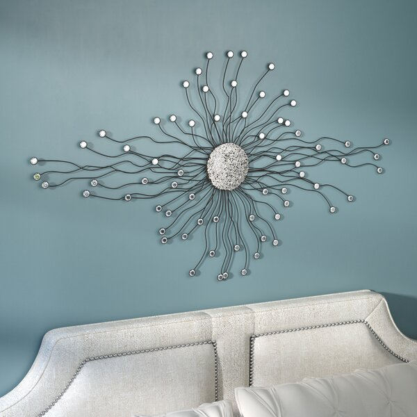 Traditional Mirror Wall Décor by World Menagerie
