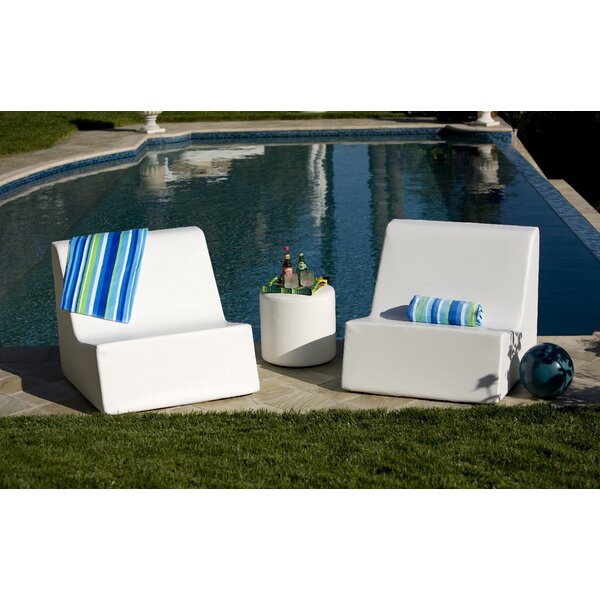 Gaze 2 Piece Seating Group by La-Fete